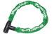 Masterlock 8391 Cykellås 8 mm x 900 mm grön